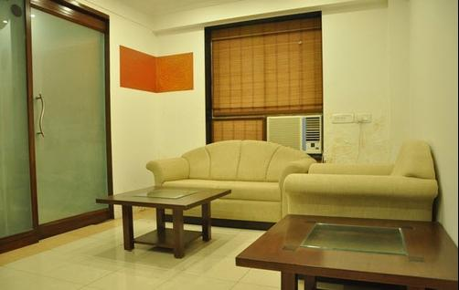 Hotel Orchid 24x7 - Ahmedabad - Living room