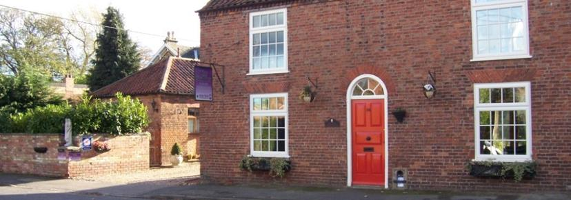 The Stables Studio - B&B - Woodhall Spa - Building