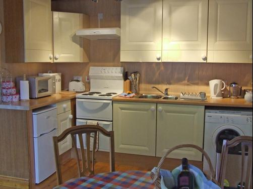 The Stables Studio - B&B - Woodhall Spa - Kitchen