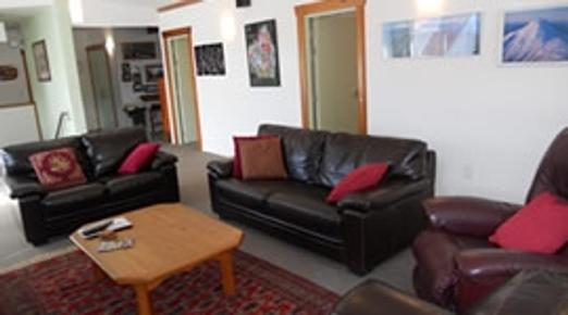 Pilgrim Planet - Whangarei - Living room