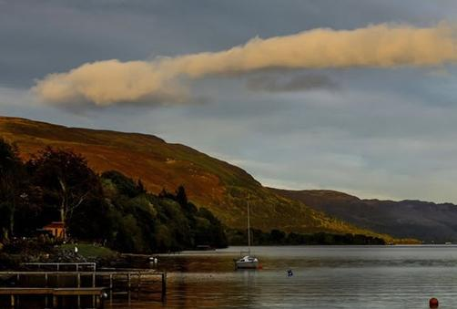 Clachan Cottage Hotel - Lochearnhead - Outdoors view