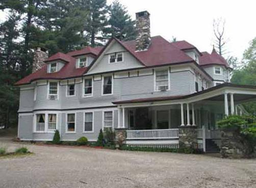Stonegate Mansion - Great Barrington - Building