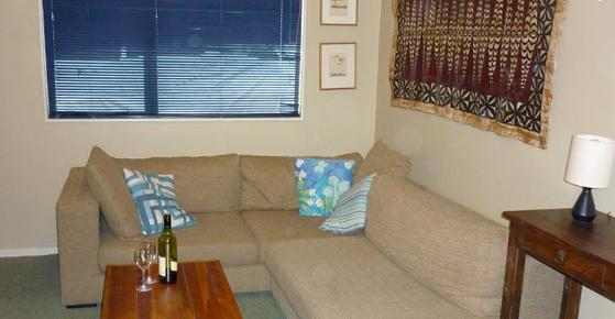 Pinedale Backpacker Lodge - Methven - Living room