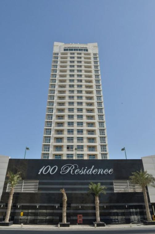 100 Residence Tower - Juffair - Building