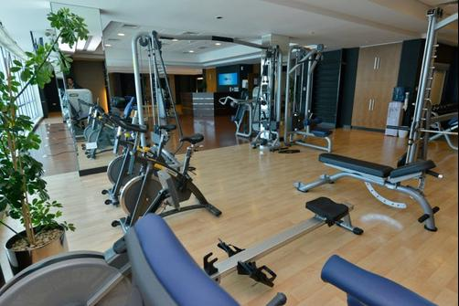 100 Residence Tower - Juffair - Gym