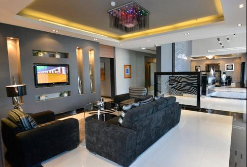 100 Residence Tower - Juffair - Lobby