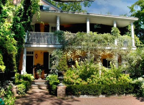 Porches Bed and Breakfast - New Hope - Building