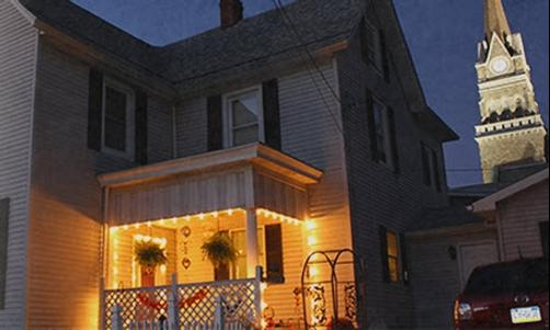 Angel Of The Morning Bed and Breakfast - Jim Thorpe - Building
