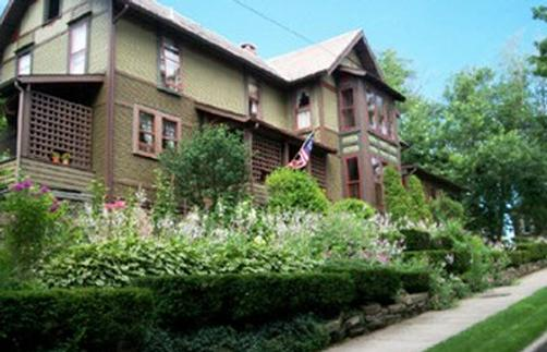 The Michael Cahill B&B - Ashtabula - Building