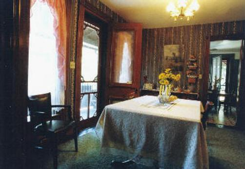 The Michael Cahill B&B - Ashtabula - Living room