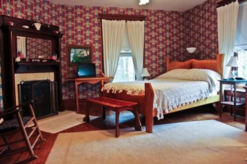 Church Street Bed & Breakfast - Lewisburg - Bedroom
