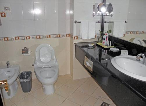 Silver Star Hotel - Korla - Bathroom