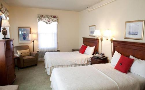 The Inn at Longshore - Westport - Bedroom