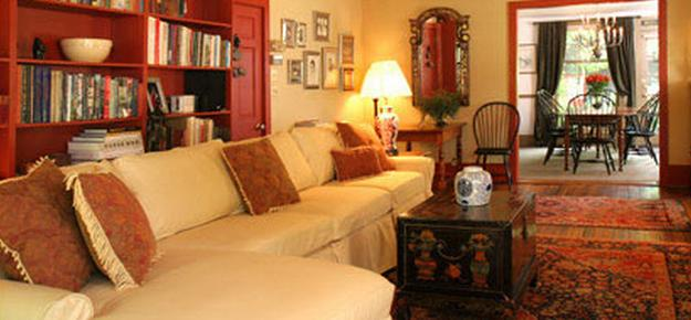 1795 Acorn Inn - Canandaigua - Living room