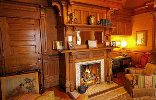Cedar Crest Inn - Asheville - Living room