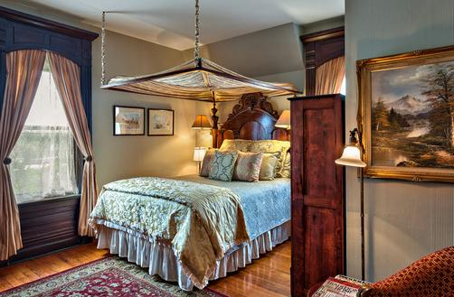 Cedar Crest Inn - Asheville - Bedroom