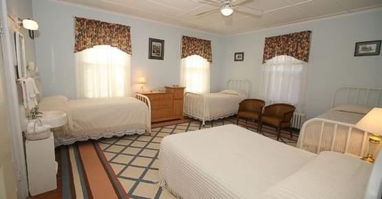 Vine Cottage Inn - Hot Springs - Bedroom