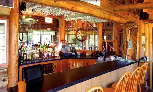Log Cabin An Island Inn - Bailey Island - Bar