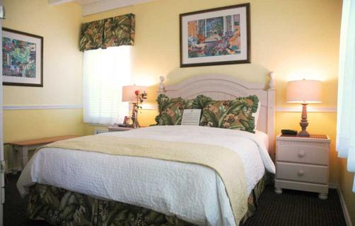 Alhambra Beach Resort - Fort Lauderdale - Bed