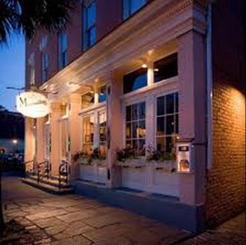 Two Meeting Street Inn - Charleston - Building