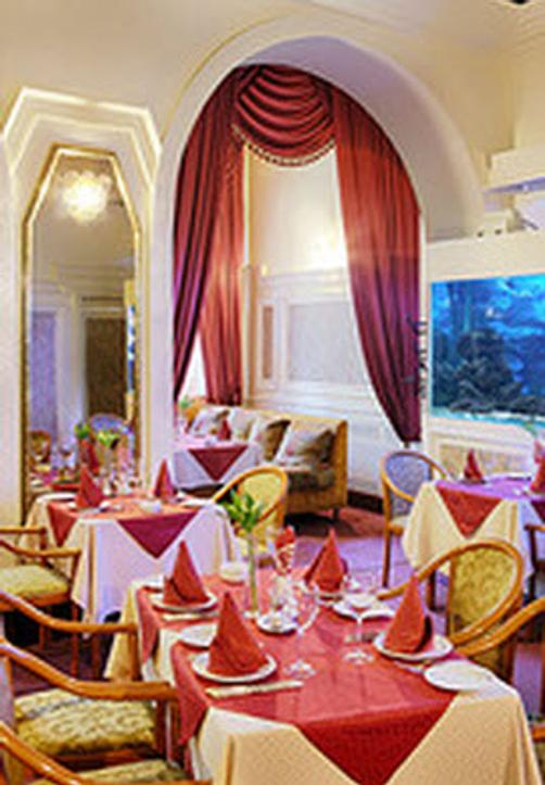 Royal Zenith Hotel II - Moscow - Restaurant