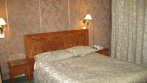 Royal Zenith Hotel II - Moscow - Bed
