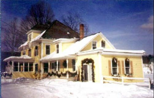 The Mad River Inn B & B - Waitsfield - Building