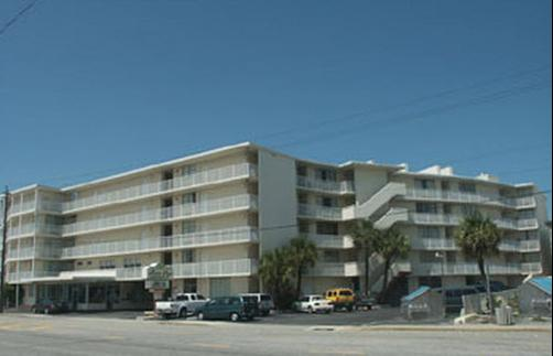 Sea Dip Beach Resort - Daytona Beach - Building