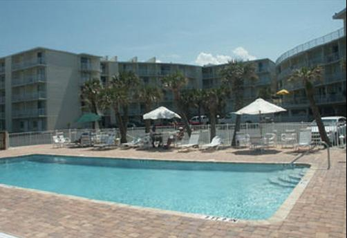 Sea Dip Beach Resort - Daytona Beach - Pool