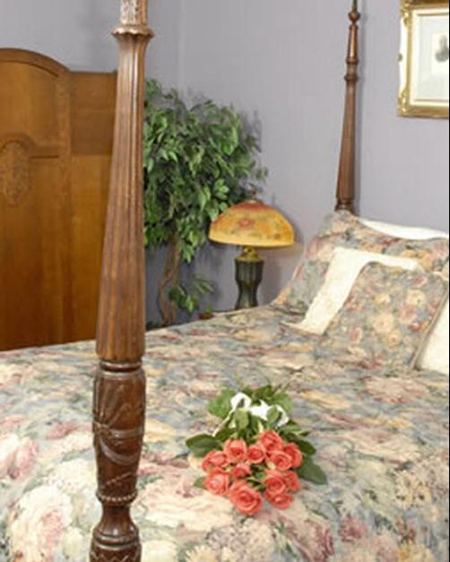 1892 Victoria's Keep - Manitou Springs - Bed