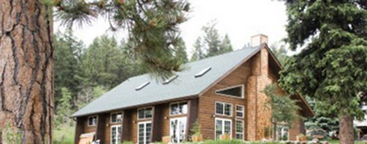 Meadow Creek Mountain Lodge and Event center - Pine - Building