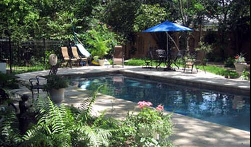 Strickland Arms Bed And Breakfast - Austin - Pool
