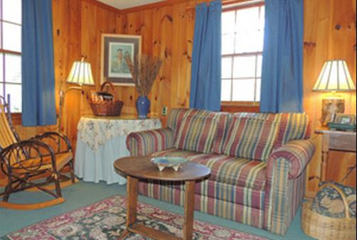 Colonial Pines Inn Bed And Breakfast - Highlands - Living room