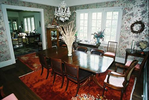 Inman Park Bed & Breakfast - Atlanta - Living room
