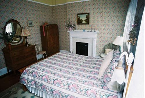 Inman Park Bed & Breakfast - Atlanta - Bedroom