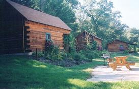 Grapevine Log Cabins