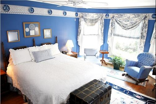 Cape Charles House Bed And Breakfast - Cape Charles - Bedroom