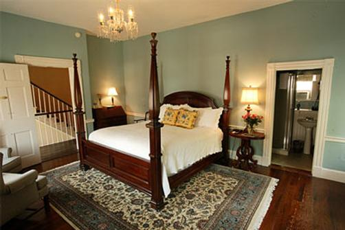 The Dinsmore House Bed and Breakfast - Charlottesville - Bedroom