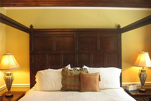 The Dinsmore House Bed and Breakfast - Charlottesville - Bed