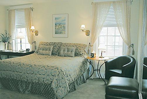 La Cappella Suites - Boston - Bedroom