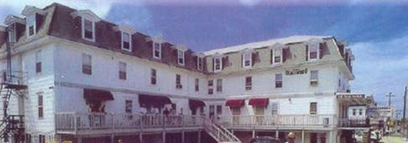 Beachwood Hotel - Wildwood - Building