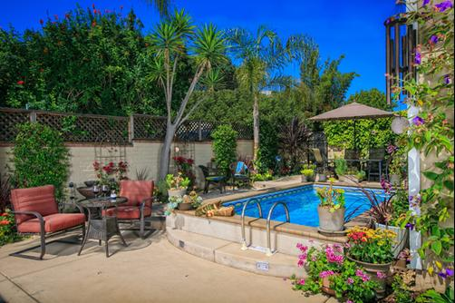 Beach Hut Bed & Breakfast - San Diego - Pool