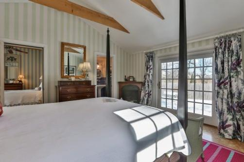 Orchard Street Inn - Stonington - Bedroom