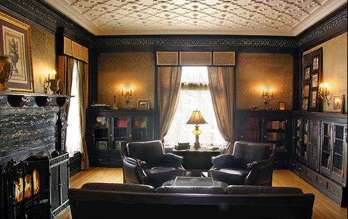 Cotton Mansion - Duluth - Living room