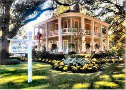 Judge Porter House Bed And Breakfast - Natchitoches - Building