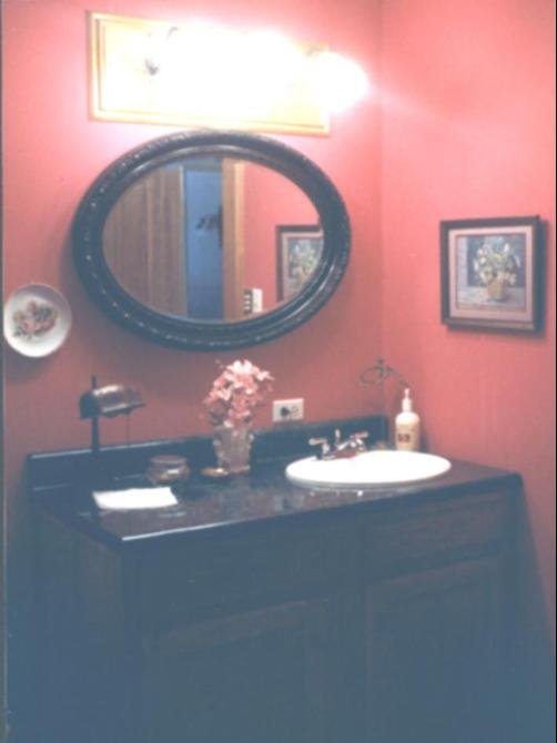 Seale Guesthouse - Eunice - Bathroom