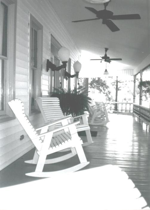 Seale Guesthouse - Eunice - Patio