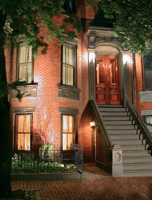 Clarendon Square Bed & Breakfast - Boston - Building