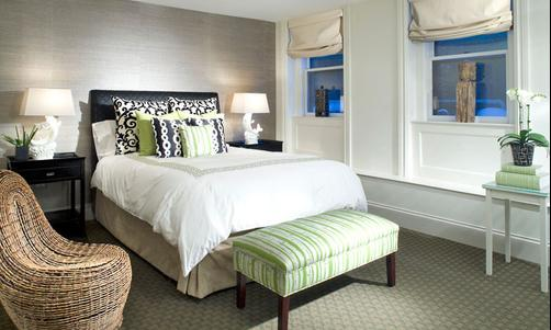 Clarendon Square Bed & Breakfast - Boston - Bedroom