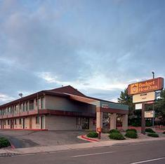 Budget Host Inn Albuquerque